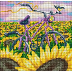 Каникулы в деревне Алмазная вышивка мозаика АЖ-1660