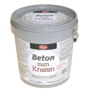 Бетон для моделирования Beton zum Kneten Viva Decor