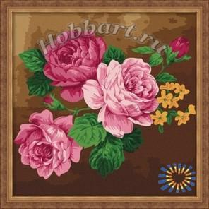 Цветение Раскраска по номерам акриловыми красками на холсте Hobbart Картина по номерам