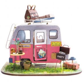 Фургончик для пикника Набор для создания миниатюры румбокс