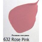 632 Розовая гвоздика Розовые цвета Акриловая краска FolkArt Plaid