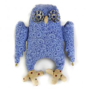 Сова-Ангел Набор для создания игрушки своими руками ПА-301