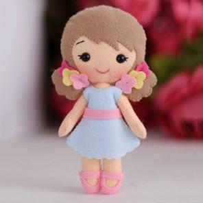 Малышка Алина Набор для создания игрушки своими руками Тутти 05-49