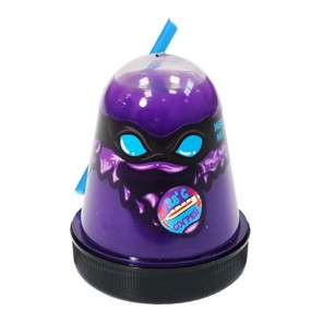 Меняет цвет на голубой Лизун слайм Slime Ninja 130 г