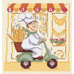 Веселый повар-3 Набор для вышивания Овен 591