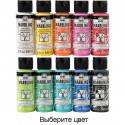 Marbling Paint Акриловая краска для эффекта мрамора Folkart Plaid