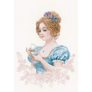Чайный клуб Набор для вышивания Риолис 1791