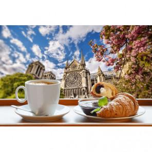 Завтрак в Париже Алмазная вышивка мозаика Алмазное Хобби