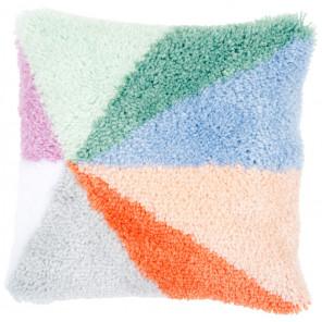 Нежные цвета Набор для вышивания подушки Vervaco PN-0175301