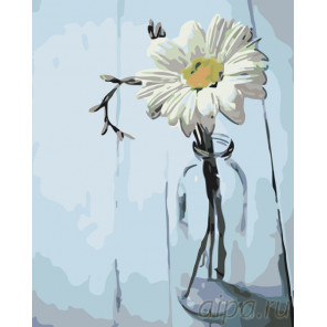 Красота цветка Раскраска картина по номерам на холсте KTMK-82255