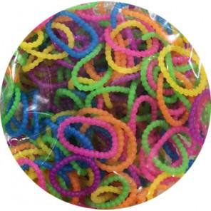 Фигурные 300шт Резиночки для плетения
