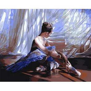 В образе Раскраска картина по номерам на холсте GX29180
