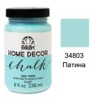 34803 Патина Home Decor Акриловая краска FolkArt Plaid