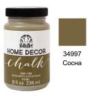 34997 Сосна Home Decor Акриловая краска FolkArt Plaid