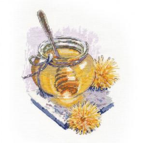 Весенний мед Набор для вышивания Овен 1355