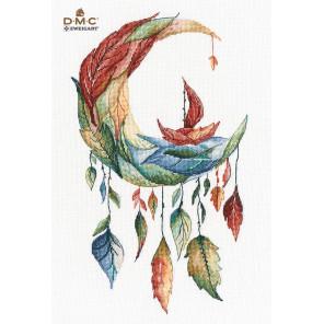 Осенние сны Набор для вышивания Овен 1357
