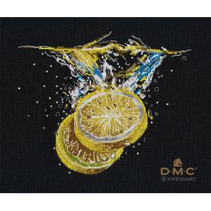 Лимонный фреш Набор для вышивания Овен 1360