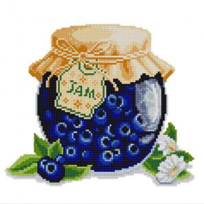 Джем 2 Ткань с нанесенным рисунком для вышивки бисером Конек 1349