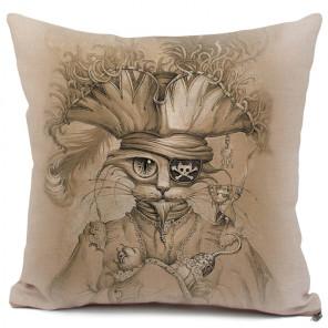 Усатый-полосатый Наволочка декоративная Матренин посад 9187