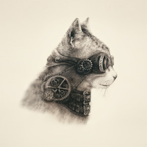 Супер кот Наволочка декоративная Матренин посад 9000