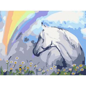 Летний день Раскраска картина по номерам на холсте KH1007