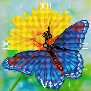 Лето Алмазная мозаика часы Color Kit W303019