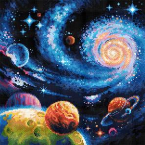 Иные миры Алмазная вышивка мозаика Риолис АМ0047С