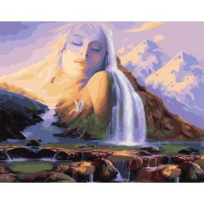 Мирный сон Раскраска картина по номерам на холсте PK11419