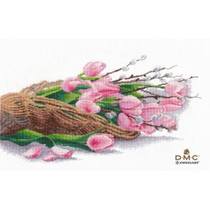 Философия весны Набор для вышивания Овен 1409