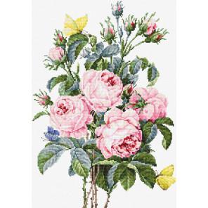 Букет роз Набор для вышивания LUCA-S BA2373