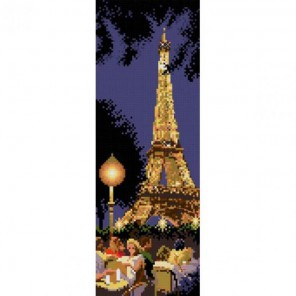 Вечерний Париж Набор для вышивания Белоснежка