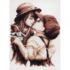 Первая любовь Набор для вышивания Белоснежка