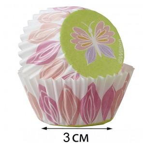 Весенние краски Набор мини бумажных форм для кексов Wilton ( Вилтон )