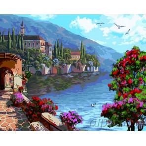 Количество и сложность Морской пейзаж Раскраска картина по номерам акриловыми красками на холсте