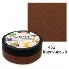 452 Коричневый Color Up Краска для кожи и винила на водной основе Viva Decor