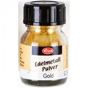 901 Золото Пудра металлическая Viva-Edelmetall Pulver