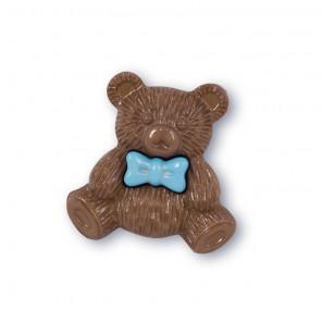 Мишка коричневый Пуговицы декоративные
