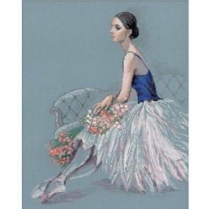 Балерина Набор для вышивания Риолис