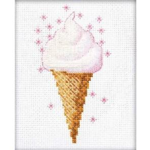 Мороженое Набор для вышивания Риолис
