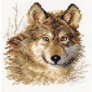 Волк Набор для вышивания Алиса