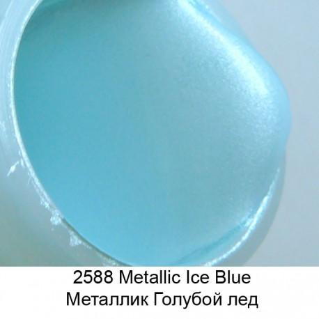 2588 Голубой лед Металлик Акриловая краска FolkArt Plaid