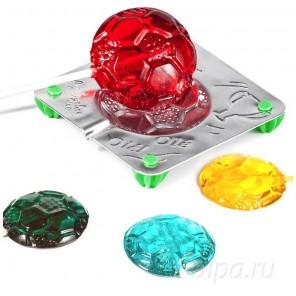 Футбольный мяч Форма для изготовления леденцов, конфет