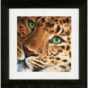 Leopard Набор для вышивания LanArte PN-0154944