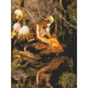 Золотая фея Набор для вышивания Kustom Krafts 98987