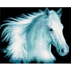 Белая молния Набор для вышивания Kustom Krafts DAW-005