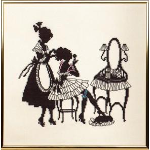 Туалет Набор для вышивания Eva Rosenstand 14-271