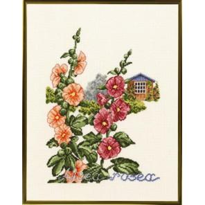 Дом в цветах Набор для вышивания Eva Rosenstand 12-302