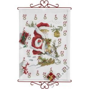 Мальчик-Санта Набор для вышивания Eva Rosenstand 15-974