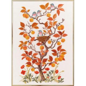 Осень Набор для вышивания Eva Rosenstand 14-253