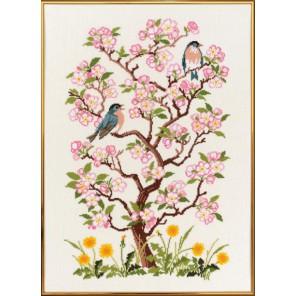 Весна Набор для вышивания Eva Rosenstand 14-251